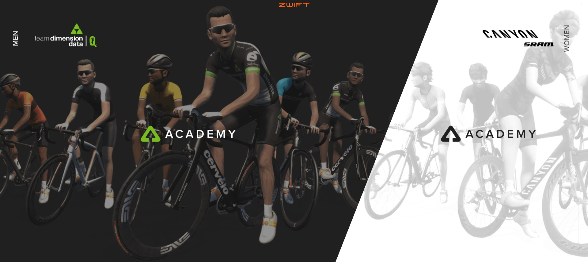 Zwift Academy 2017 – All signed up and ready to roll