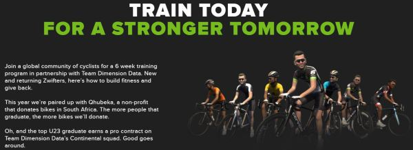 Zwift Academy 2017 Review – Tempo Cyclist – Tasmania