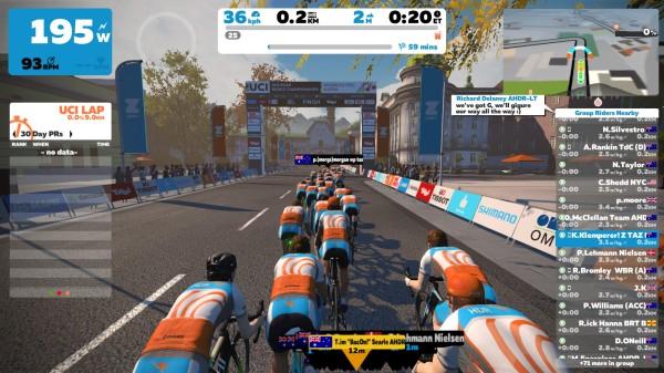 ZWIFT – Innsbruck has landed! – Tempo Cyclist – Tasmania