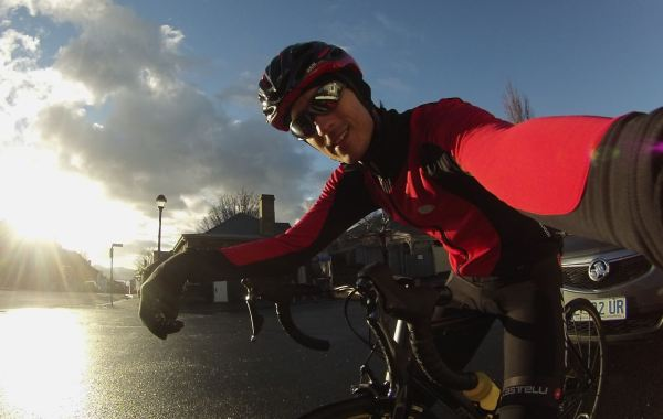 A ride with David McQuillen, founder of The Sufferfest